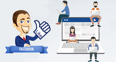 Facebook Management Service